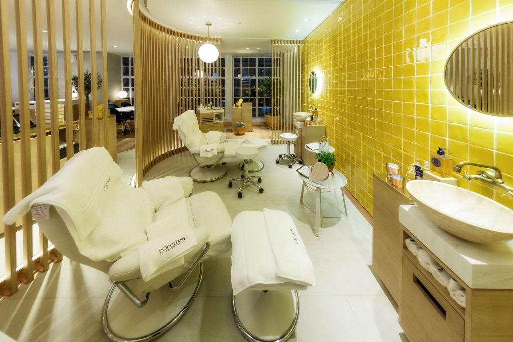 Azulejos amarillo rústico