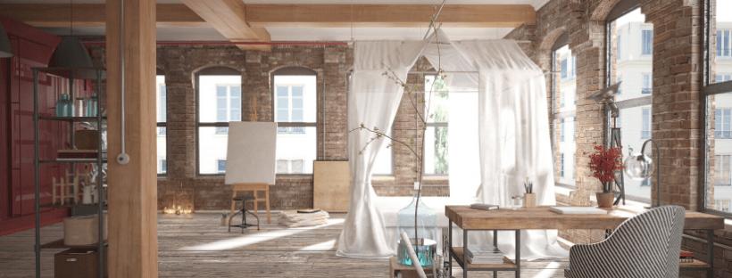 ideas para reformar piso rustico